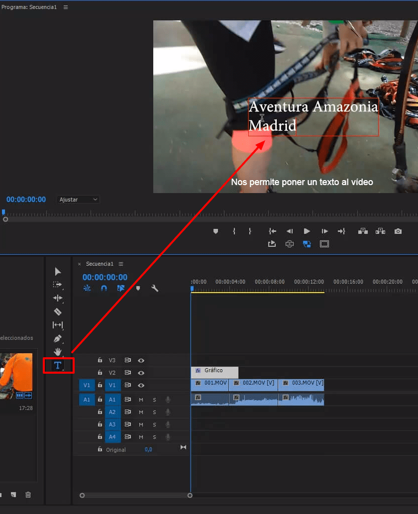 Como editar videos para YouTube con premiere