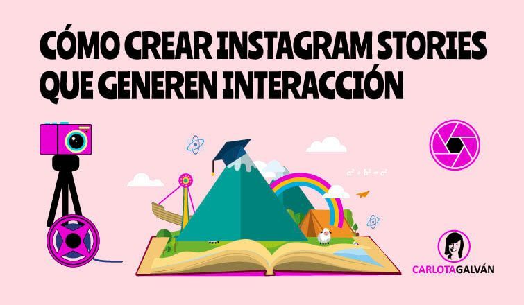 como crear instagram stories interaccion cabecera