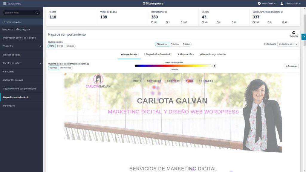 siteimprove-analytics-mapa-de-comportamiento