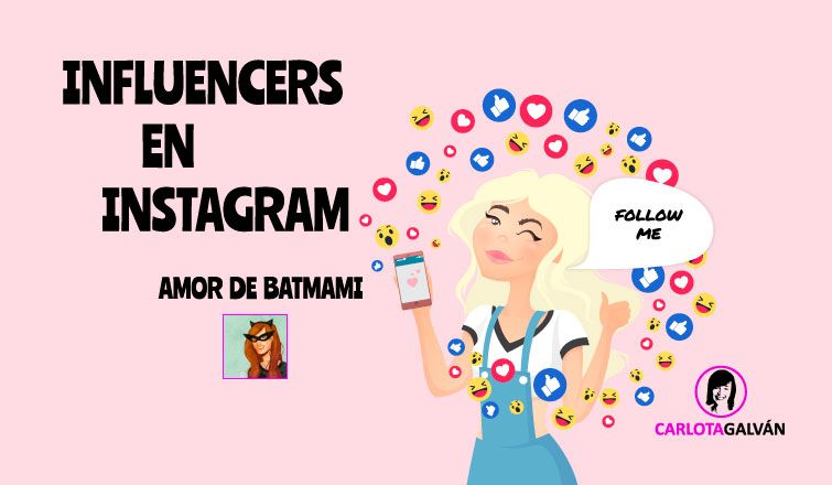 influencers instagram cabecera
