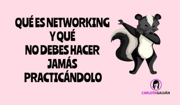 que es networking cabecera