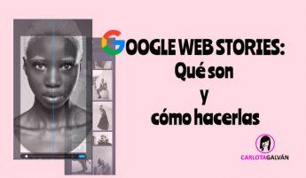 cabecera que son google web stories