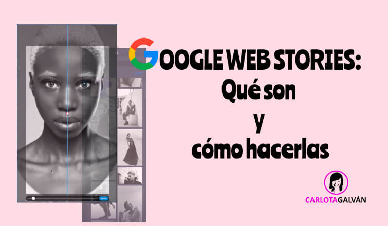 cabecera que son google web stories